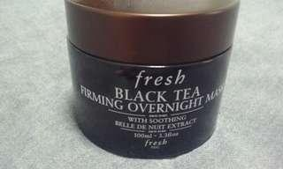 🚚 Fresh Black tea firming overnight mask 100ml