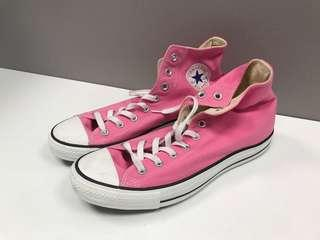 100% New & Authentic Converse ( Pink )