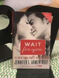 🚚 Wait for you by Jennifer L. Armentrout