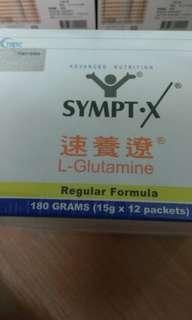 🚚 保證公司貨最低價限量-速養療左旋麩醯胺酸(15g*12包/單盒)每盒2000元