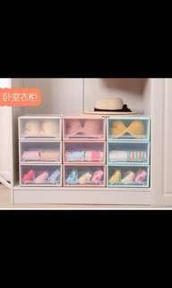 Clothes Organiser Drawer Case Cabinet
