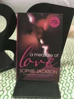 🚚 A measure of love by Sophie Jackson