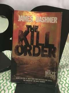 🚚 The kill order by James Dashner