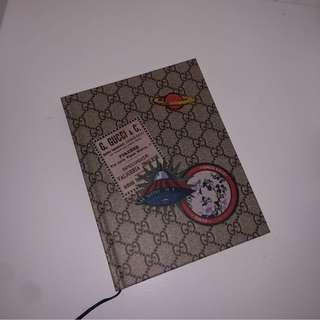Gucci Notebook 2017 edition