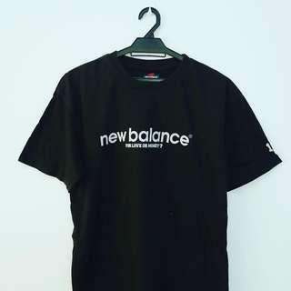 New Balance Basic Printed Tshirt