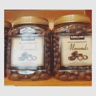 Kirkland Signature Almonds Jar