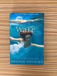 Wake by Amanda Hocking (YA Fantasy)