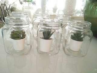 Glass Bottle / Jar