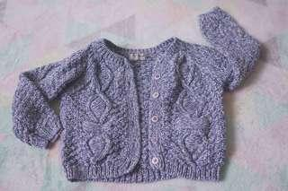NEXT Chunky Knit Cardigan