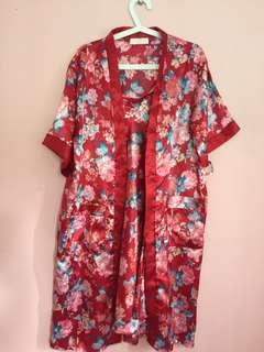 Piyama Dress
