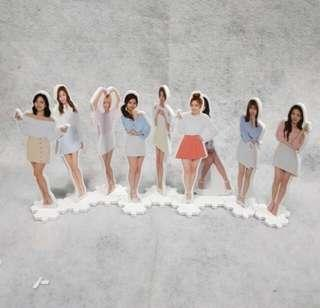 Twice Nature Collection Standee