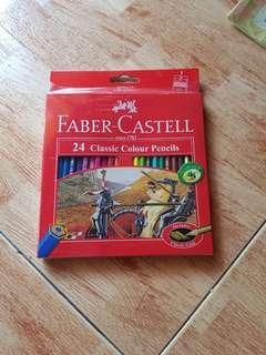 🚚 Brand new Faber Castell Colour Pencils