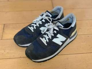 New balance 990 Navy (US10)