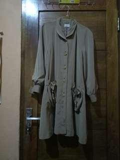 Outer/blazer mocca