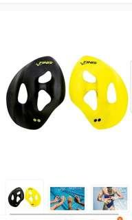 🚚 Finis iso handle paddle (M)