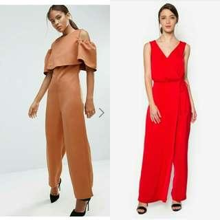 $25 all jumpsuits