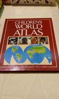 The Grolier's World Atlas
