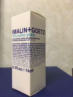 Malin + Goetz active drying lotion for Acne暗瘡水