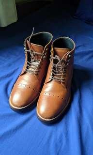 Captoe boots portee porteegoods portee goods