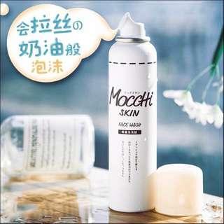【🍮日本預購 Mocchi神級吸著力洗顏泡泡慕斯】