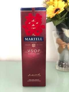 BN unopened Martell cognac vsop 700ml