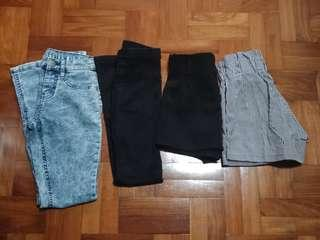 Clearance!!! Include shorts and jeans