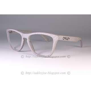 🚚 Oakley Custom Frogskins smoke Frame Only