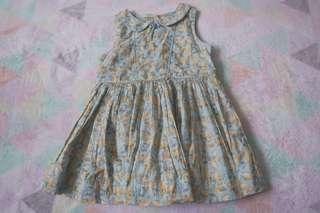 NEXT Lemon Print Dress