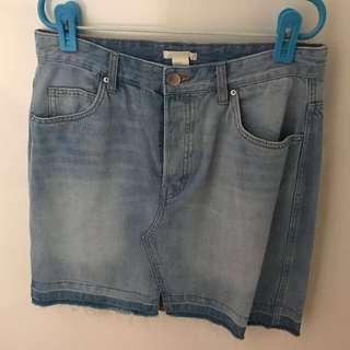 🚚 H&M Denim Skirt