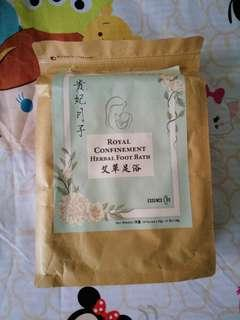 🚚 Essence life Royal Confinement Herbal Foot bath