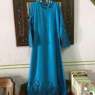 [FreePos] Jubah Dress