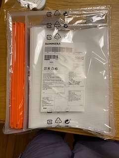 Ikea summera 文件櫃用具