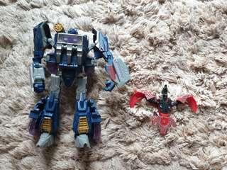 Transformers soundwave #50TXT