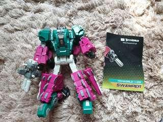 Transformers swamper #50TXT