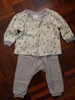 Anakku Baby Pyjamas