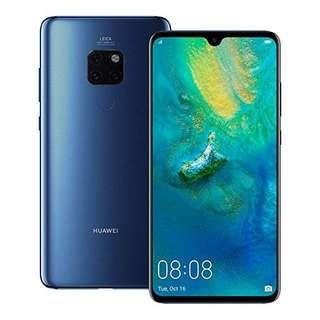 WTT/WTS Perfect condition used Huawei Mate 20 with UAG Plasma Case