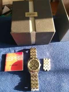 Esprit chronos style Watch