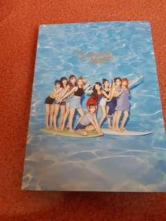 TWICE Dance The Night Away Summer Night Twice 2nd special album Dahyun
