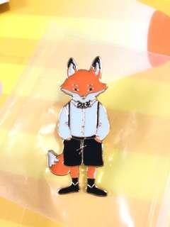 狐狸襟章🦊