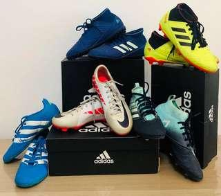 Pre 💖 Auth KIDS / Jr. Adidas & Nike Soccer Boots