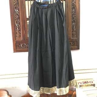 [IncPos] Long Skirt