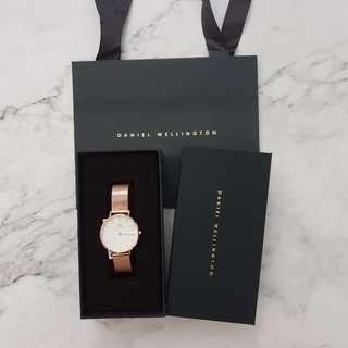 INSTOCK Daniel Wellington DW Melrose Classic Petite Watch 32mm