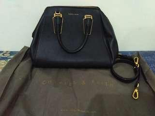 Charles and keith authentik