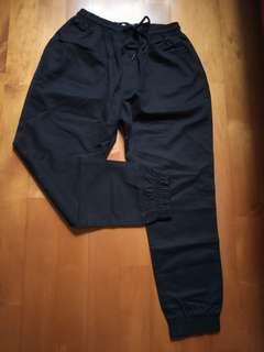 """Men's cotton Pants男装橡根褲头束腳裤 fit for 腰圍30~34"""""""