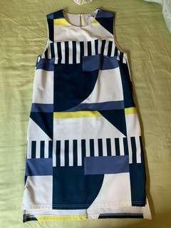 🚚 Love Bonito Pattern Dress