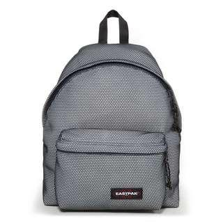 Eastpak Padded Pak'r Backpack Black Mesh
