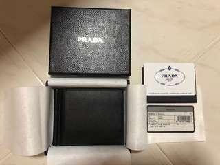 WTS Prada Men Wallet