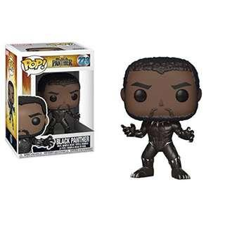 Funko POP Marvel Black Panther Movie - Black Panther Collectible Figure