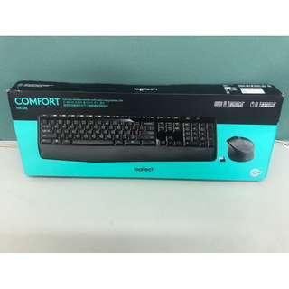 羅技MK345 無線鍵盤滑鼠組(福利品)