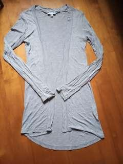 Cotton on Cardigan女装棉质薄身長外套